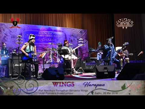 WINGS - Harapan @ Iftar Ramadhan Hotel Premiera KL 26/05/18