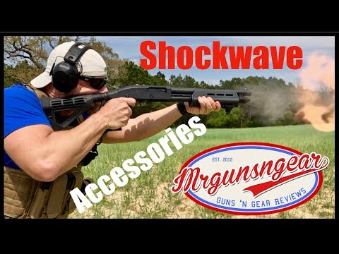 Mossberg Shockwave 590: Best Accessories & Adding The SB Tactical Brace