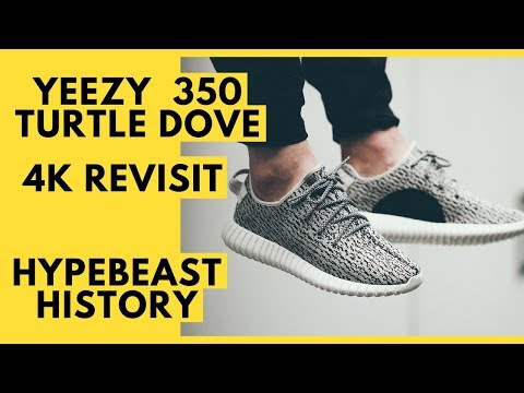 Yeezy Boost 350 Turtle Dove History, Unboxing, Review, On Feet, and Sizing and Fit