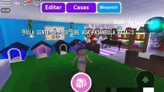 Roblox adopt me 2019 caring for my pet xdd