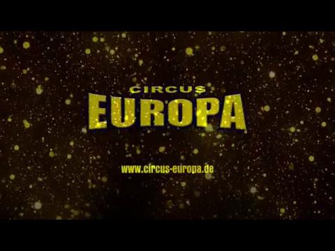 Circus Europa - Trailer 2017