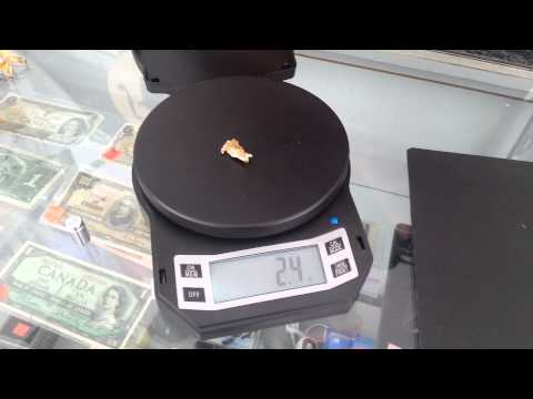 Halifax Pawn Shop, Gold buying video.