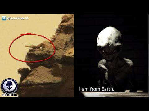 """Mass UFO Sighting Over Australia NOW! Mars """"Machine Gun"""" & More! 8/27/16"""