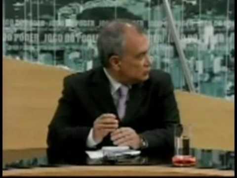4º bloco da entrevista para o programa Jogo do Poder, exibido pela Rede CNT.