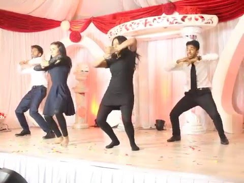 Tamil suprise dance perfomance
