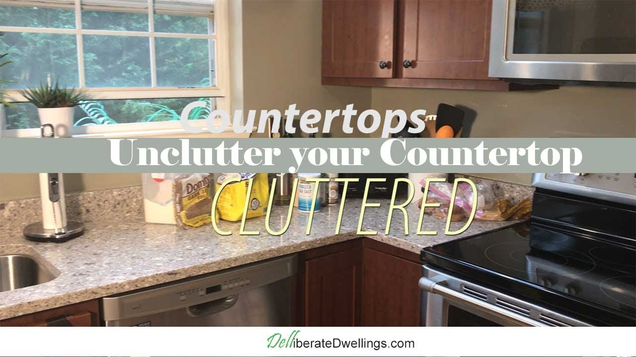 Kitchen Organization Declutter Your