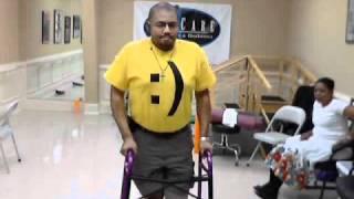 Procare Prosthetics & Orthotics-amputee Thomas Morris 6 Weeks Post Surgery