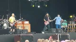 The Presidents Of The USA - Ghosts Are Everywhere (Zwarte Cross 2014, Lichtenvoorde 25.07.2014) 1/2