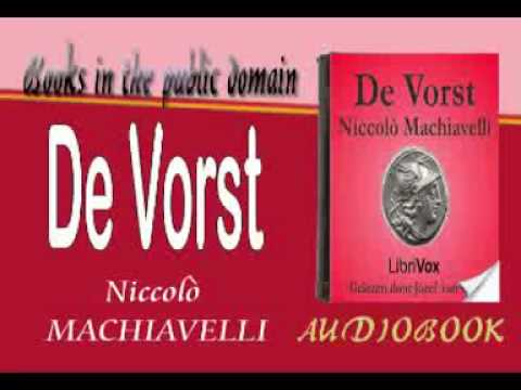 De Vorst Niccolò Machiavelli Audiobook
