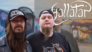 Скачать Hallatar Open Up About The Tragic Background At Tuska 2018 INTERVIEW