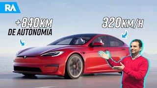 Tesla Model S 2021. O carro de produção mais rápido do mundo?
