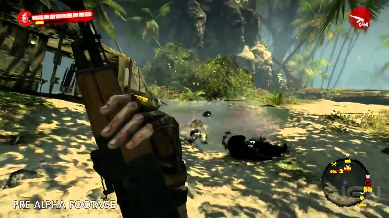 Dead Island The Game Trailer