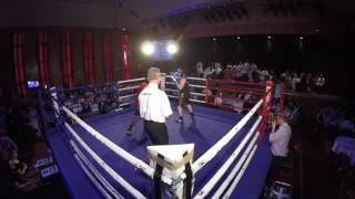 Ultra White Collar Boxing | Newcastle | Andy Fowler VS Michael Kelly