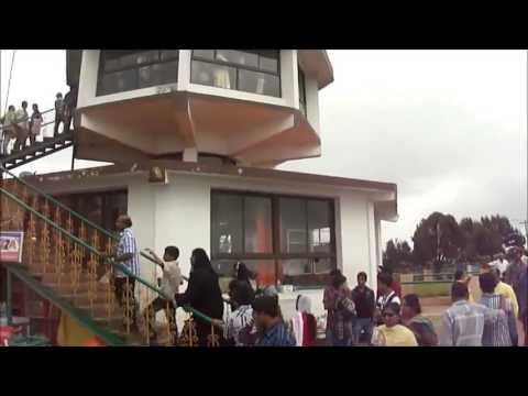 Highest Mountain in Nilgiri Hills, Doddabetta, Ooty   Part I HD]