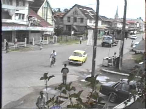 Guyana 1993 (video 003) - New Amsterdam Berbice