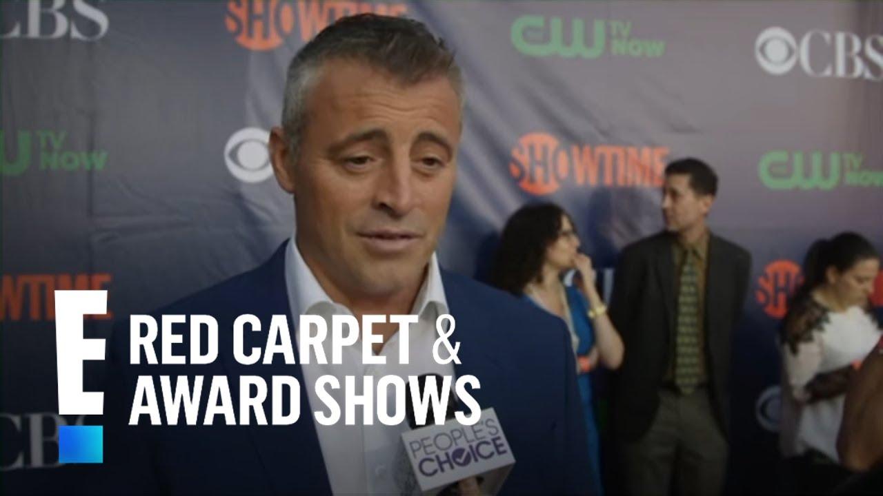 "Download Matt LeBlanc on ""Friends""   E! People's Choice Awards"