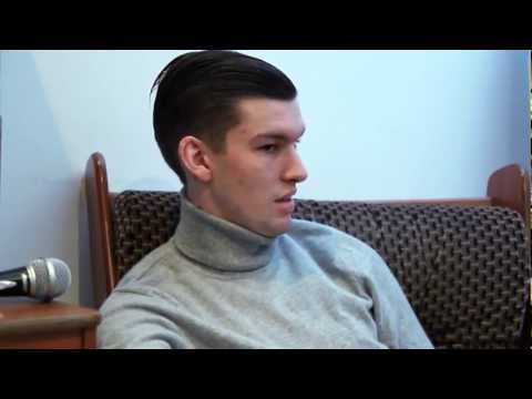 At home with Willy Moon Part 1