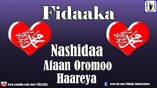 Fidaaka Abii Wa Ummii Yaa Rasulallaah (saw) | NEW Nashidaa Afaan Oromo