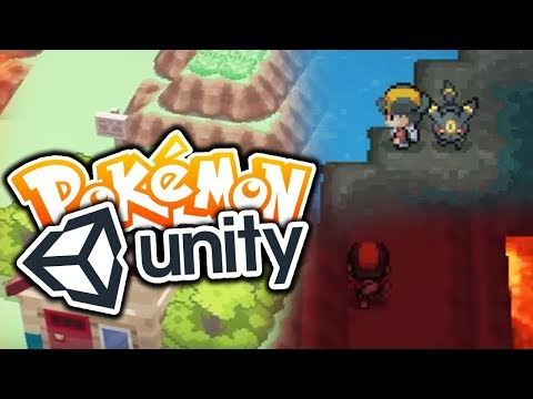 WEIRD 3D SOUL SILVER!? Pokémon Unity - Pokemon Fan Game - GAMEPLAY and Demo Download