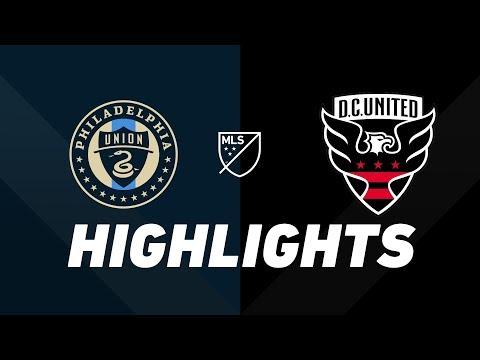 Philadelphia Union vs. D.C. United | HIGHLIGHTS - August 24, 2019