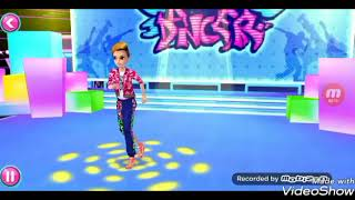 New Cartoon Hip Hop Dance