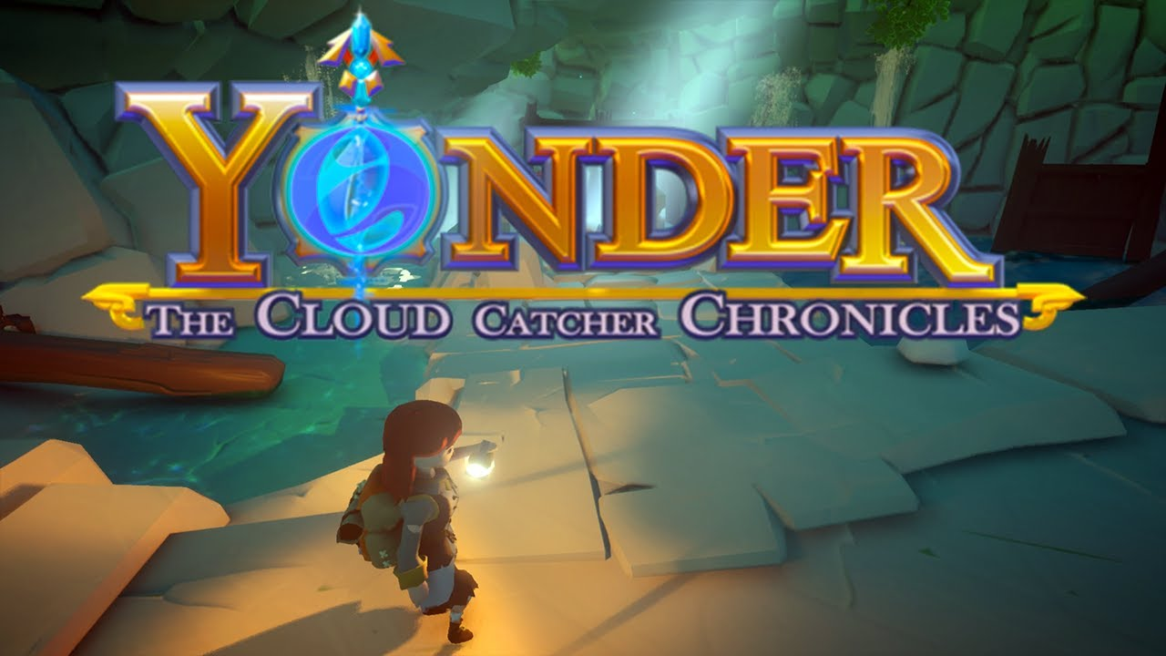 Shipwrecked! - Yonder The Cloud Catcher Chronicles Part 1 Gameplay