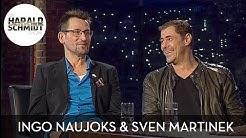 "Sven Martinek und Ingo Naujoks über ""Morden im Norden"" | Die Harald Schmidt Show (SKY)"