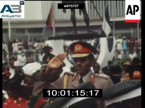 General Muhammadu Buhari Attends Armed Forces Remembrance Day As Military Head of State In 1984 thumbnail
