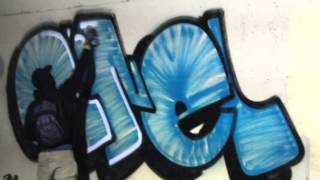 "CINEL GRAFFITI BOMBING ""Night Moves"" **FEBRUARY 2015**"