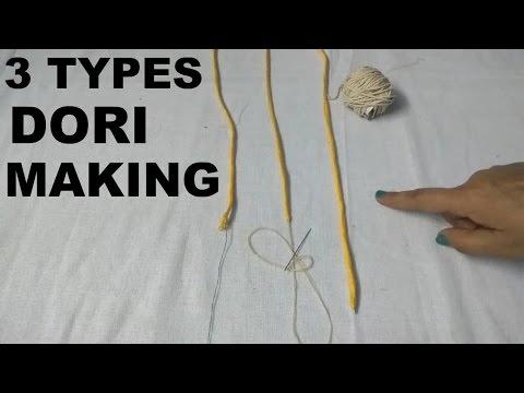 3 types of dori making