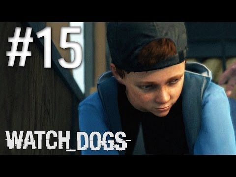 Watch Dogs Gameplay Walkthrough - Part 15 - Hold On Kiddo [Giveaway]