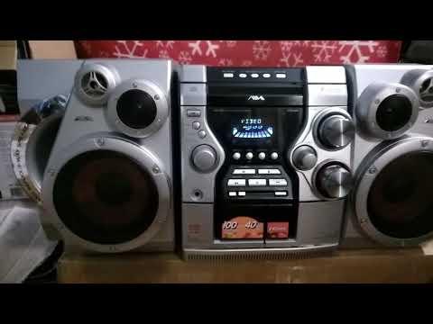 Музыкальный центр Aiwa Jax S3