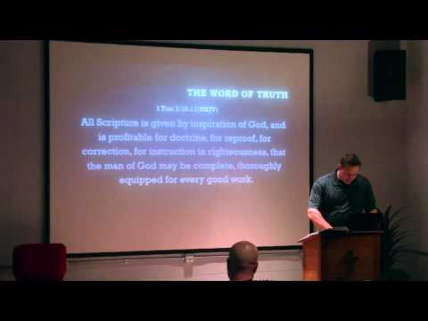 Acts 5a - Joel Fisher
