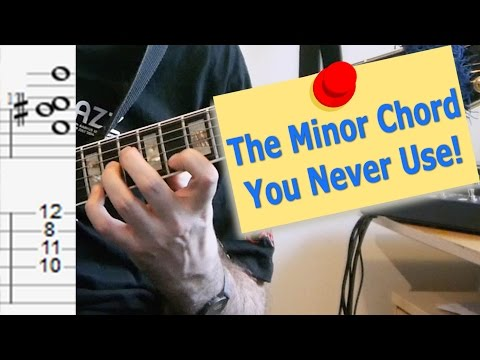 The modern jazz chord you don't use - Voicings and II V I examples