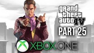 GTA 4 Xbox One Gameplay Walkthrough Part 25 - FLORIAN (BERNIE)