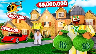 I BUILT A $100,000,000 ROBLOX MANSION TYCOON