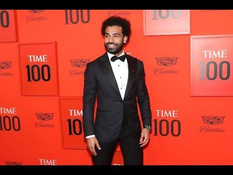 محمد صلاح في حفل للاحتفال بالـ100 شخصية المؤثرة في العالم  - نشر قبل 45 دقيقة