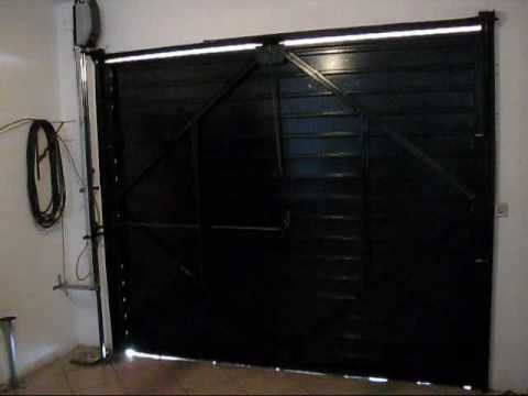 Automatic Retractable Garage Door Doovi