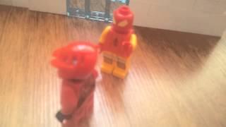 Лего гражданская война марвел 5