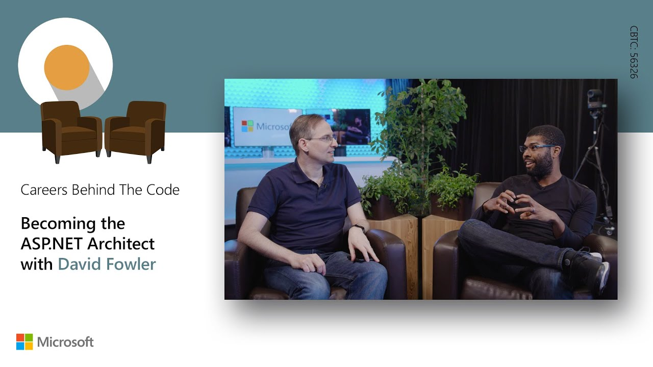 Becoming the ASP NET Architect with David Fowler