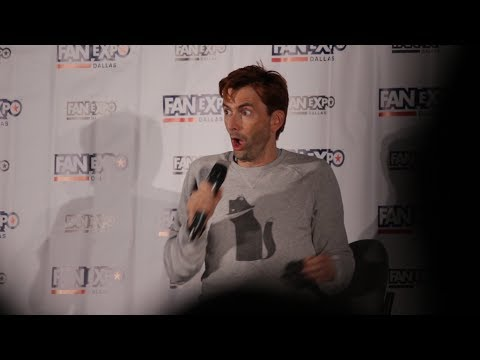 American  Turn Against David Tennant but then Hilarity Ensues