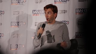 American Fans Turn Against David Tennant but then Hilarity Ensues
