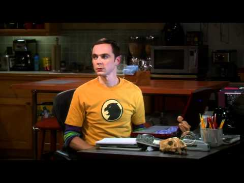 HD The Big Bang Theory - The Irish Pub Formulation Episode