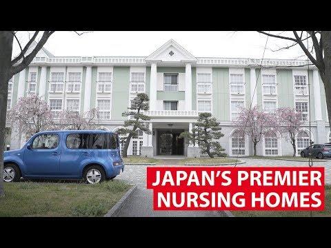 Japan's Premium Nursing Homes   CNA Insider