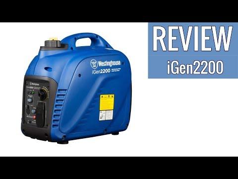 Westinghouse iGen2200 Super Quiet Portable Inverter Generator 2019 review