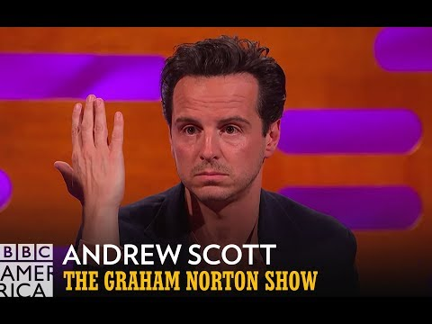 Andrew Scott Will Not Spoil Black Mirror For You | The Graham Norton Show | BBC America