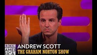 Andrew Scott Will Not Spoil Black Mirror For You | The Graham Norton Show | BBC America