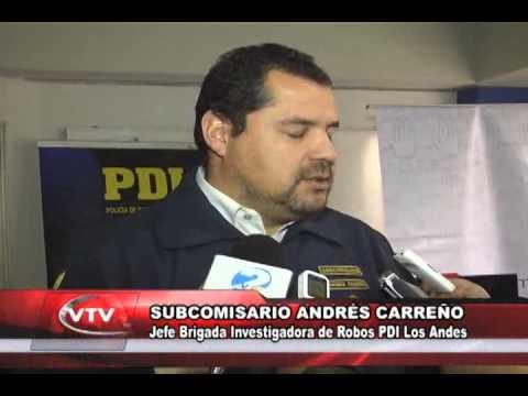 CLAUDIO DELINCUENTES ROBAN OFICINA DE CHILE EXPRESS