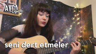 madrigal- seni dert etmeler / ayca ozefe cover