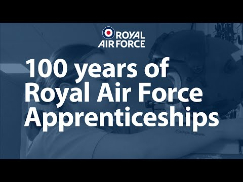 Survival Equipment Specialist - RAF Apprenticeship Awards 2020